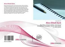 Alice Elliott Dark的封面