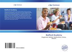 Bookcover of Bedford Academy