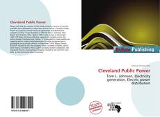 Bookcover of Cleveland Public Power