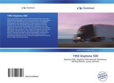 Bookcover of 1992 Daytona 500