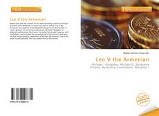 Couverture de Leo V the Armenian