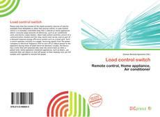 Couverture de Load control switch