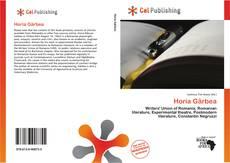 Bookcover of Horia Gârbea