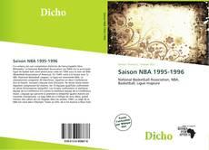 Portada del libro de Saison NBA 1995-1996