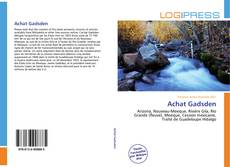 Couverture de Achat Gadsden