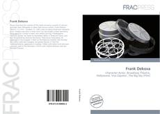 Bookcover of Frank Dekova