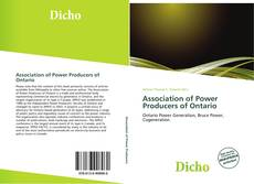 Bookcover of Association of Power Producers of Ontario