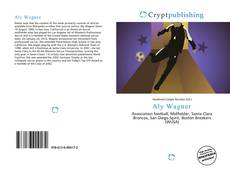 Bookcover of Aly Wagner