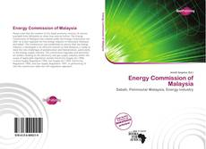 Couverture de Energy Commission of Malaysia
