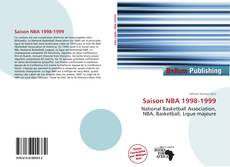 Portada del libro de Saison NBA 1998-1999