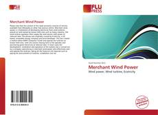 Capa do livro de Merchant Wind Power