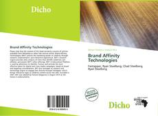 Bookcover of Brand Affinity Technologies