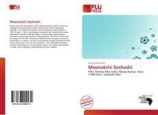 Portada del libro de Meenakshi Seshadri