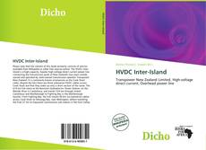 Bookcover of HVDC Inter-Island