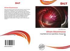 Capa do livro de Aiham Alsammarae