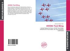 4950th Test Wing的封面