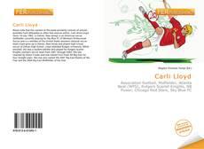 Portada del libro de Carli Lloyd