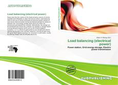 Bookcover of Load balancing (electrical power)