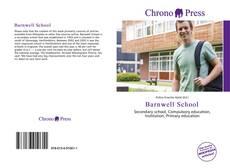 Borítókép a  Barnwell School - hoz