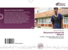 Beaumont School (St Albans) kitap kapağı