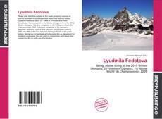 Copertina di Lyudmila Fedotova