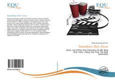 Jonathan Del Arco kitap kapağı