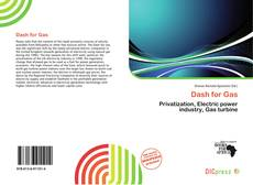 Bookcover of Dash for Gas