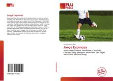 Bookcover of Jorge Espinoza