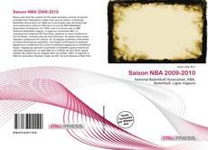 Portada del libro de Saison NBA 2009-2010
