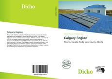 Bookcover of Calgary Region