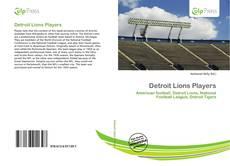 Copertina di Detroit Lions Players