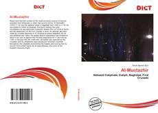 Al-Mustazhir kitap kapağı