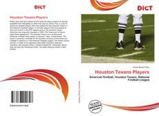 Borítókép a  Houston Texans Players - hoz