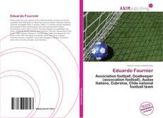 Capa do livro de Eduardo Fournier