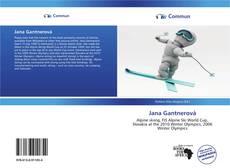 Bookcover of Jana Gantnerová