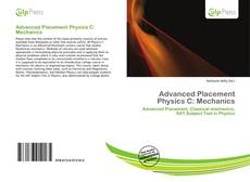 Bookcover of Advanced Placement Physics C: Mechanics