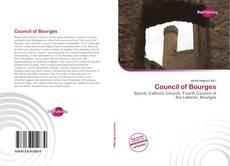 Capa do livro de Council of Bourges