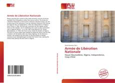 Armée de Libération Nationale kitap kapağı