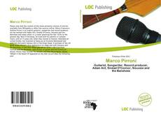 Bookcover of Marco Pirroni