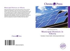 Bookcover of Municipal Districts in Alberta