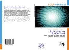 Buchcover von David Hamilton (Broadcasting)