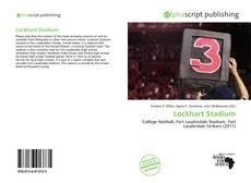 Buchcover von Lockhart Stadium
