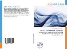 Buchcover von 2009–10 Tercera División