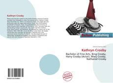 Обложка Kathryn Crosby