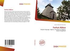 Bookcover of Ferhat Abbas