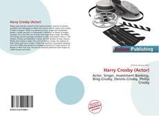 Обложка Harry Crosby (Actor)