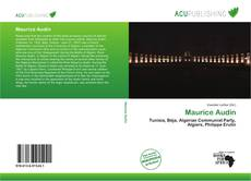 Bookcover of Maurice Audin