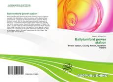 Bookcover of Ballylumford power station