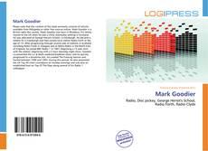 Buchcover von Mark Goodier