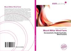 Capa do livro de Mount Millar Wind Farm